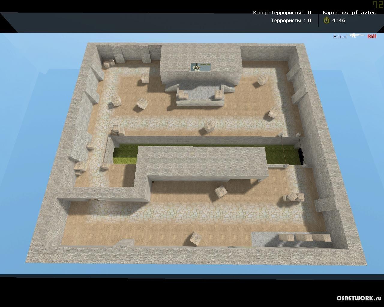 地图cs_pf_aztec: 下载文件,地图截图图片