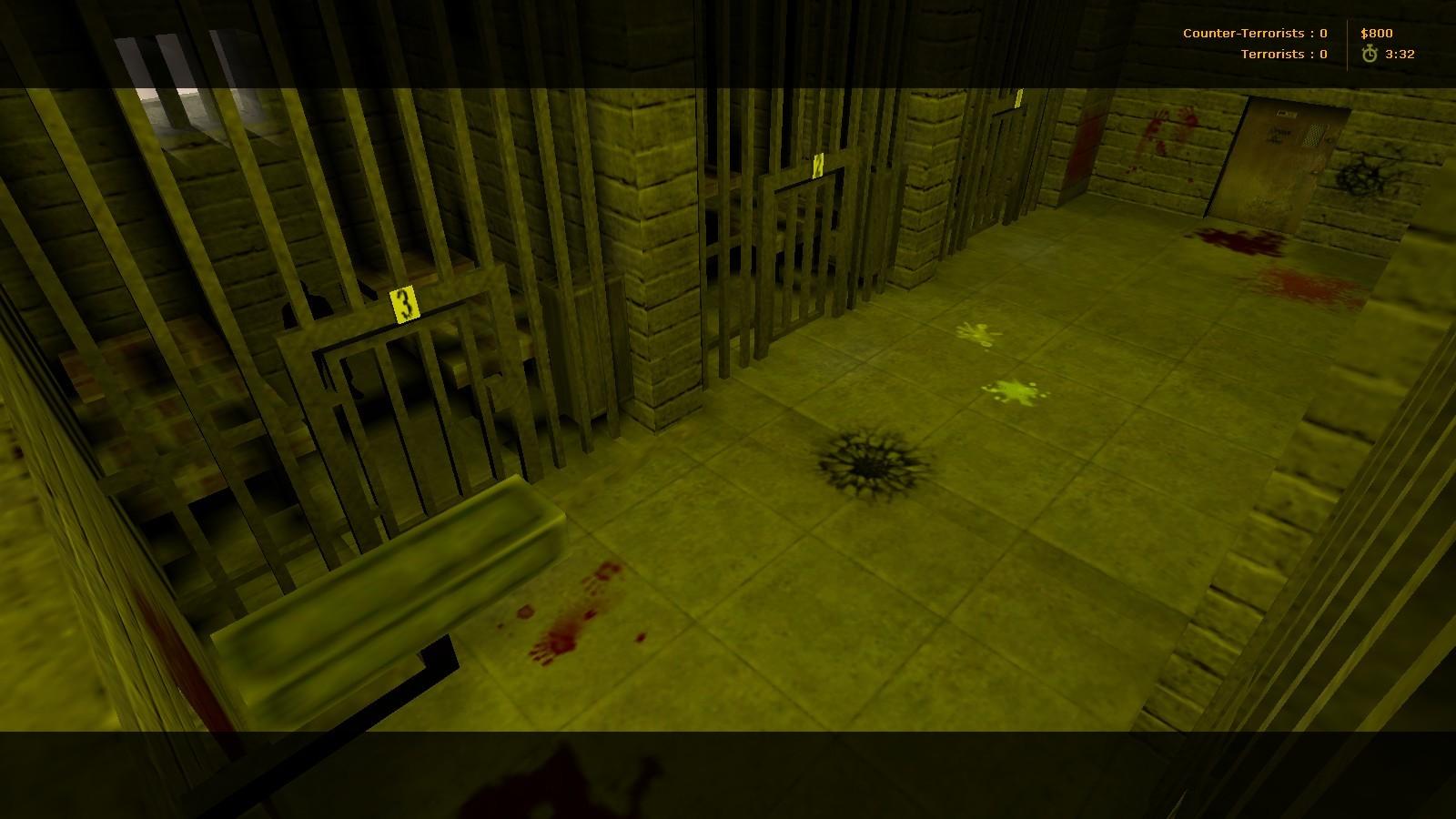 Сервера в кс 1 6 побег из тюрьмы 29 фотография