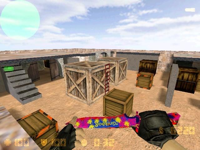 Скачать Карту De_dust3 Для Кс 1.6