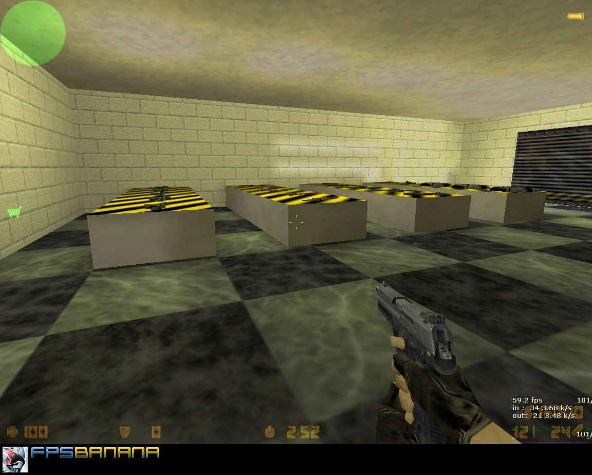Сервер sS JailBreak 83.239.99.132:27017, мониторинг сервера Counter-Strike 1.6