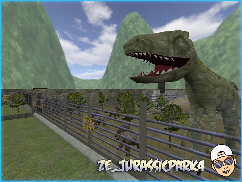 Download map ze_jurassicpark4 (Counter-Strike 1 6), files