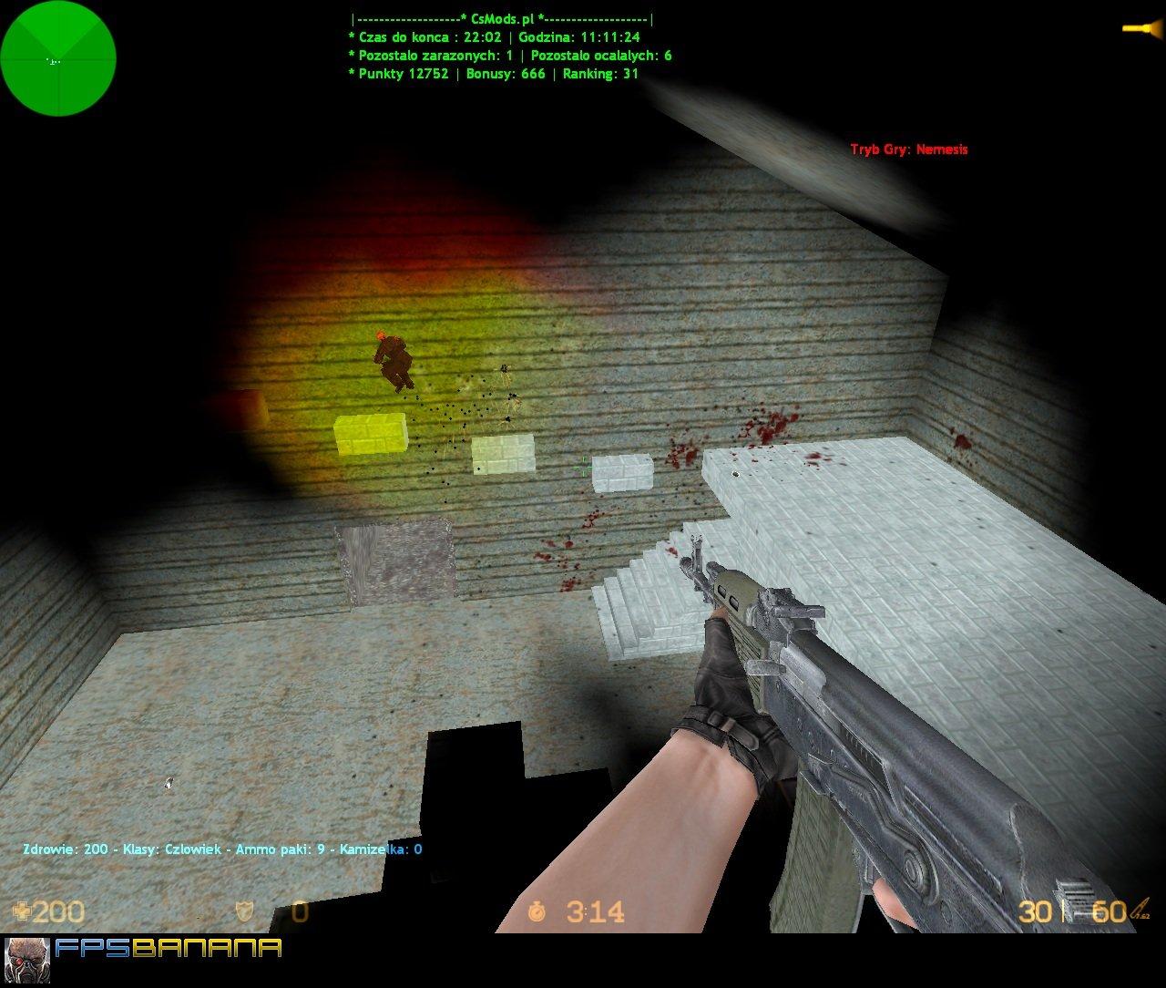 Zm_lost_town (counter-strike 16 maps zombie mod) - gamebanana