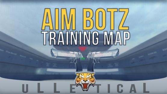 Download map aim botz (Counter-Strike GO), files and screenshots