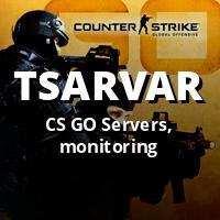 CS GO Servers, Counter-Strike GO monitoring