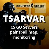 Cs Go Servers Paintball Map Counter Strike Go Monitoring